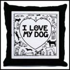 Off The Leash Cushion