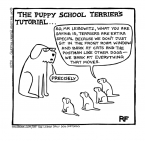 Off The Leash - Puppy School