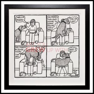 The Lap Dog Off The Leash Dog Cartoons