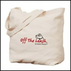 Off The Leash Tote Bag