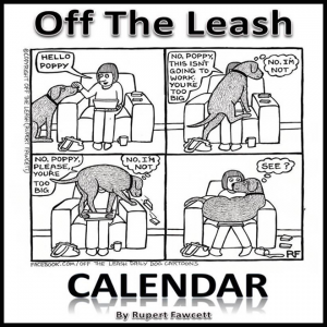 Off The Leash Calendar