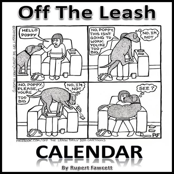Off The Leash Calendar