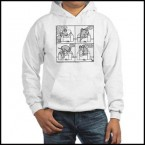Mens Off The Leash Hoodie