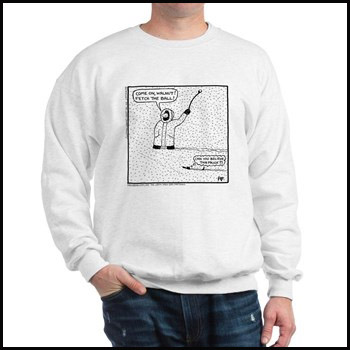 Off The Leash Mens Sweatshirt