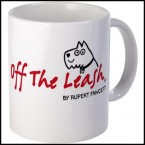 Off The Leash mug