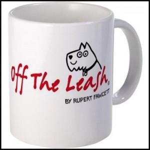 Off The Leash mug