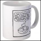 Quietly Wonderful - Off The Leash mug