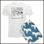 The Negotiation - Off The Leash Men's Pyjamas