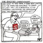 Cartoonist Christmas Hype