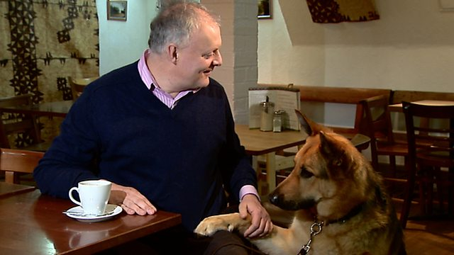 In dogs we trust By Ian Hamilton BBC Scotland