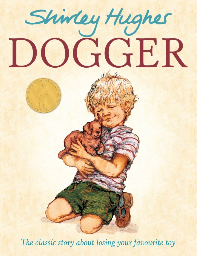 Shirley Hughes's classic picture book Dogger