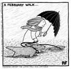 A February Walk...
