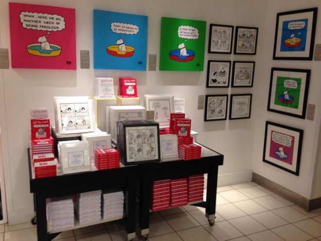 Selfridges Books & Prints