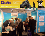 Book Signing & Personalised Prints at Crufts